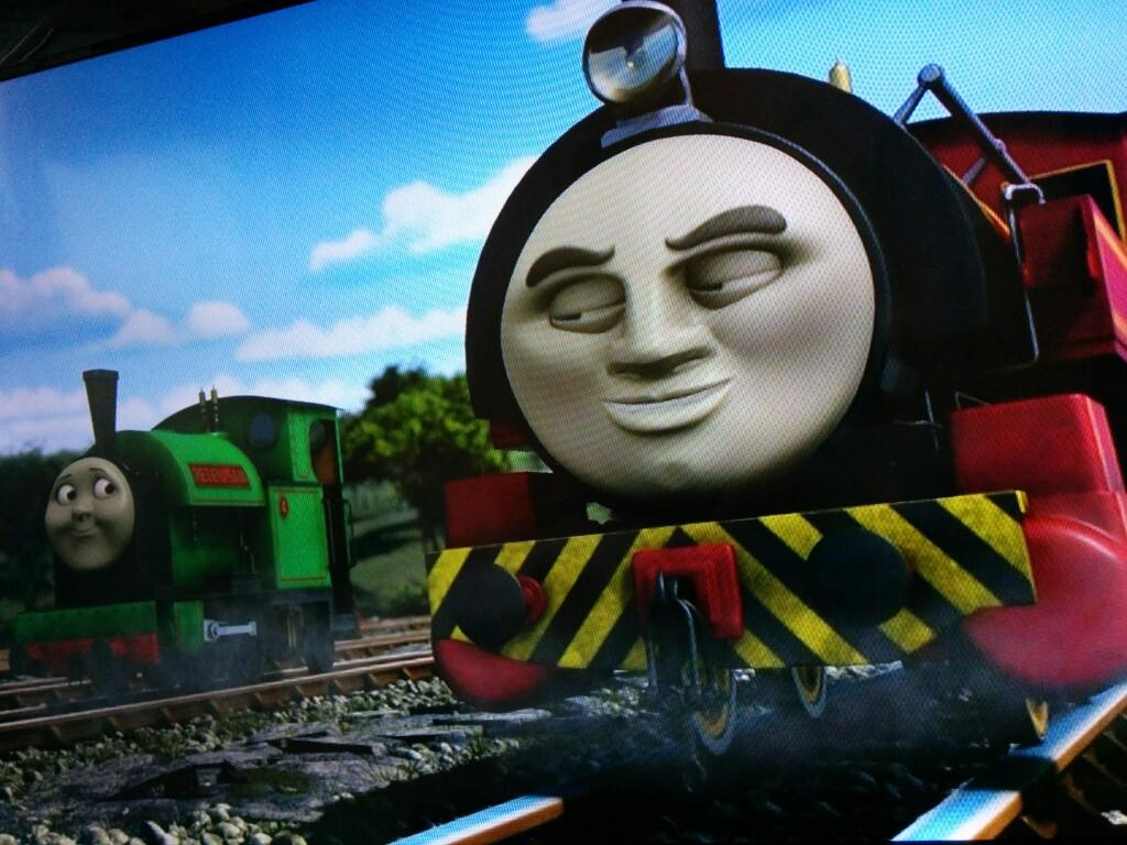 3D機関車トーマス